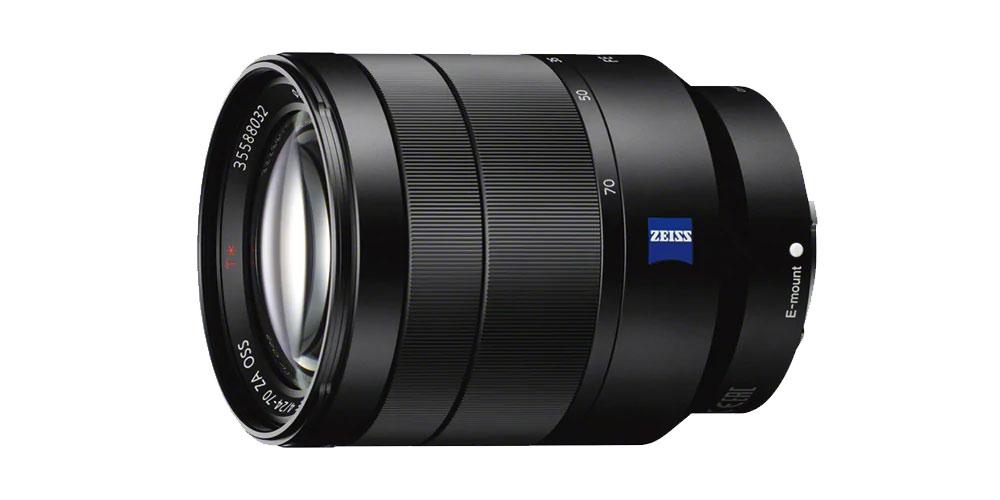Sony Vario-Tessar T* FE 24-70mm f/4 ZA OSS Image