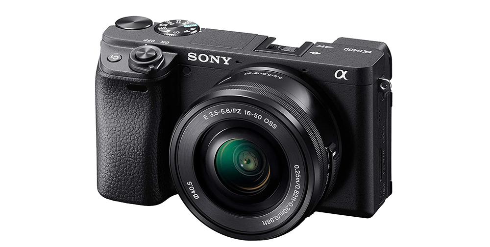 Sony a6400 Image