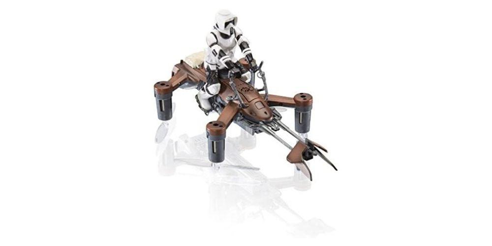 Star Wars 74-Z Speeder Bike Battle Drone Image