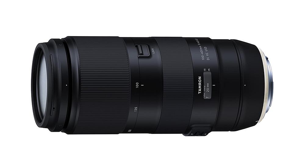 Tamron 100-400mm f/4.5-6.3 Di VC USD Image