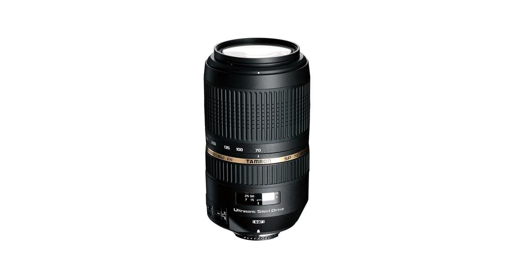 Tamron SP 70-300mm f/4-5.6 Di VC USD Image