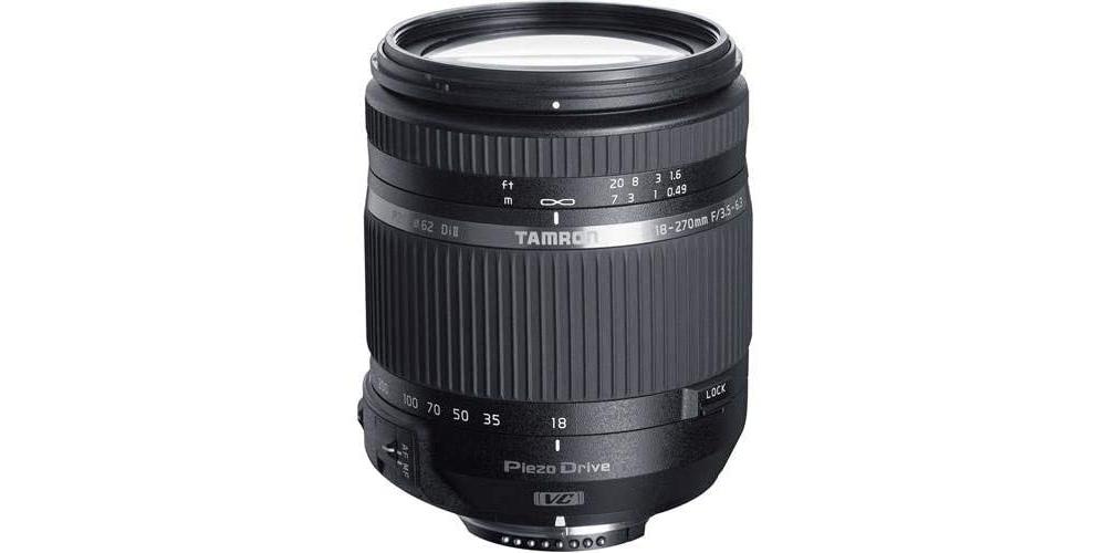 Tamron 18-270mm f/3.5-6.3 Di II VC PZD Image