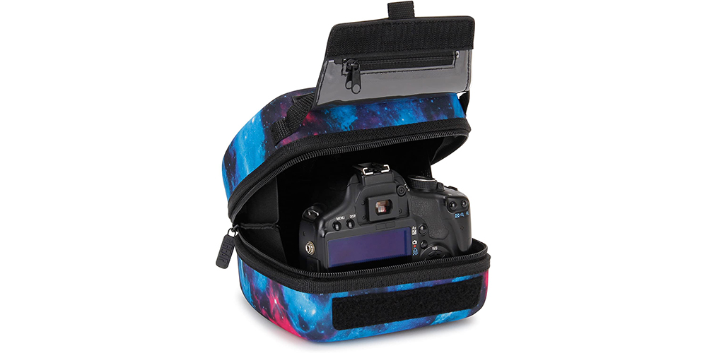USA GEAR Hard Shell SLR Camera Case Image