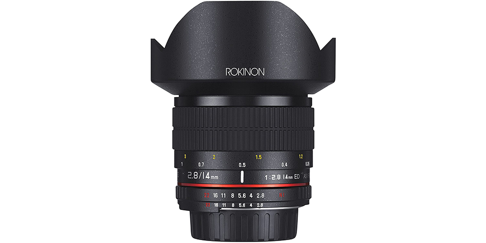 Rokinon 14mm f/2.8 IF ED UMC Image