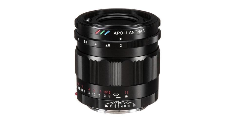 Voigtländer APO-LANTHAR 50mm f/2.0 Image