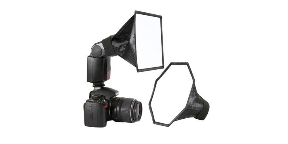 Waka 2 Pack Flash Diffuser Light Softbox Image
