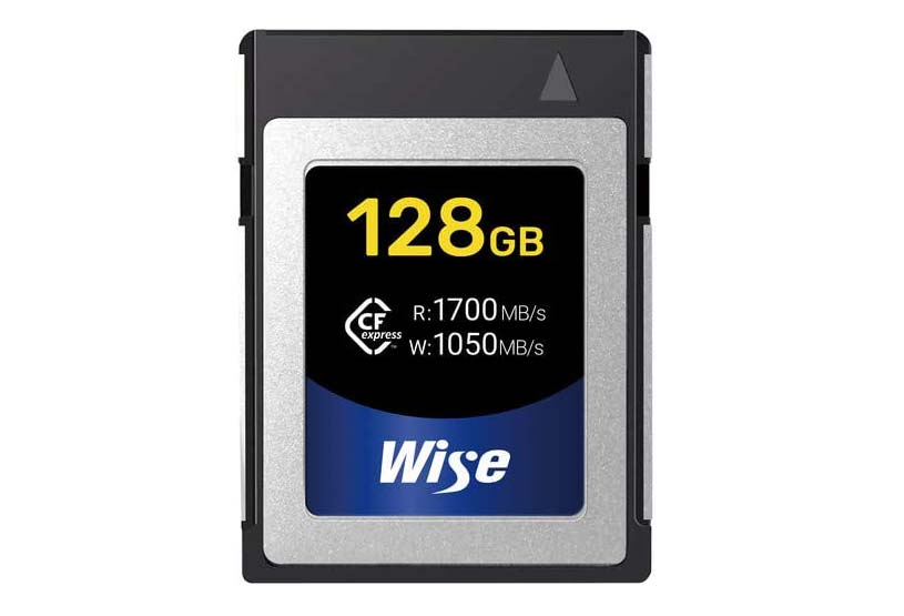 Wise Advanced CFX-B Series CFexpress Memory Card Image