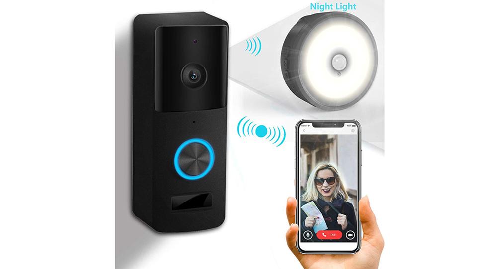 YIROKA Smart Doorbell Image