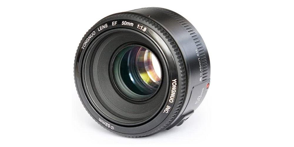 Yongnuo YN50mm f/1.8S DA DSM Image