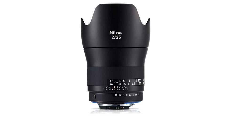 ZEISS Milvus 35mm f/2 Image