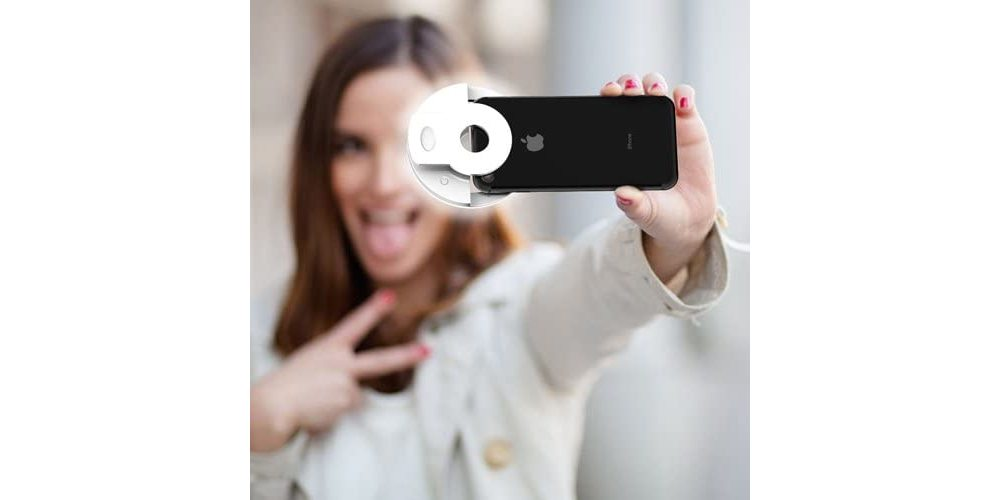 Auxiwa Clip-on Selfie Ring Light Image
