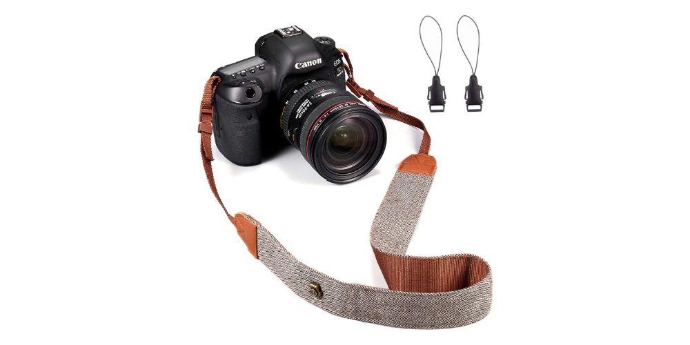 EnYL's Vintage Camera Strap Image