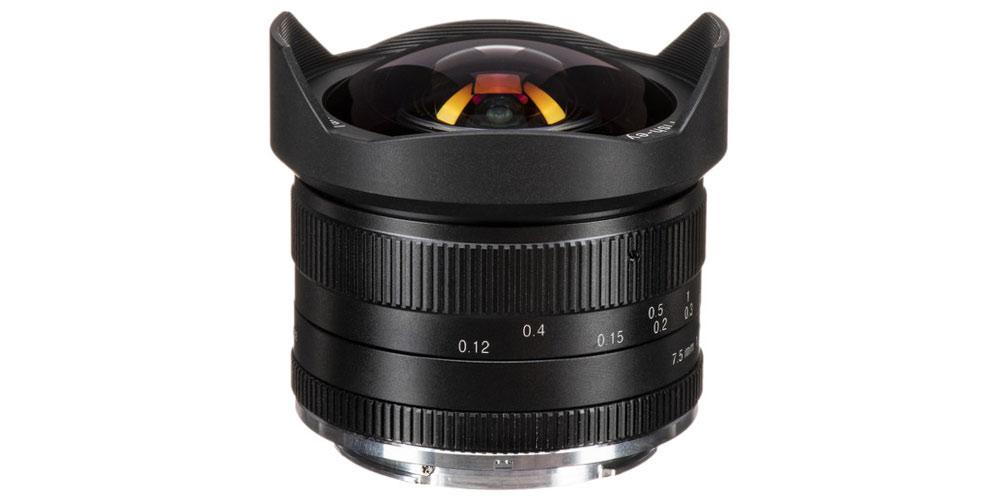 7artisans Photoelectric 7.5mm f/2.8 Image