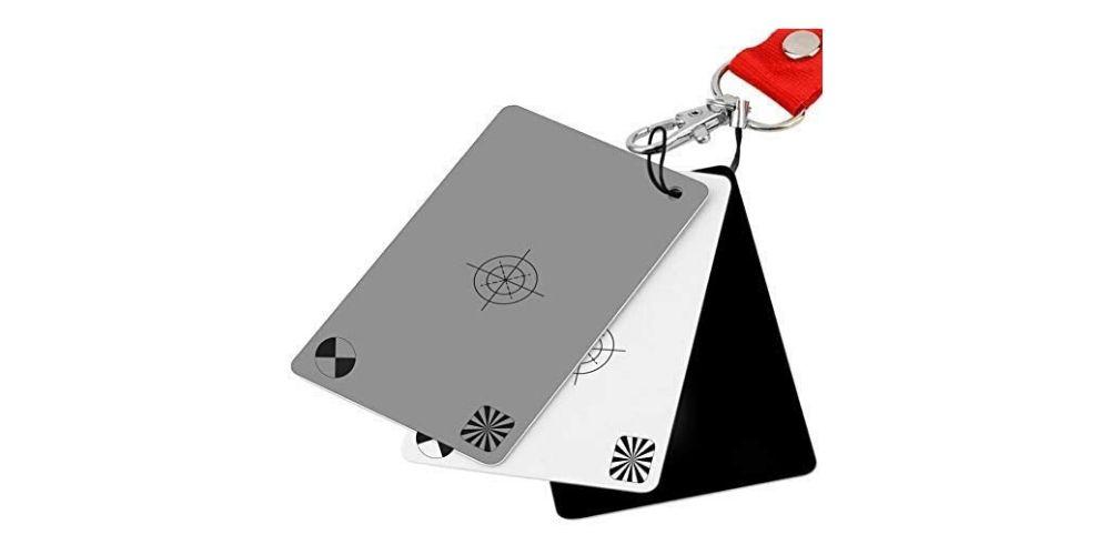 Fstopa White Balance Cards Image