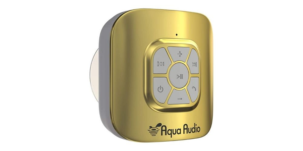 Aqua Audio Bluetooth Shower Speaker Image