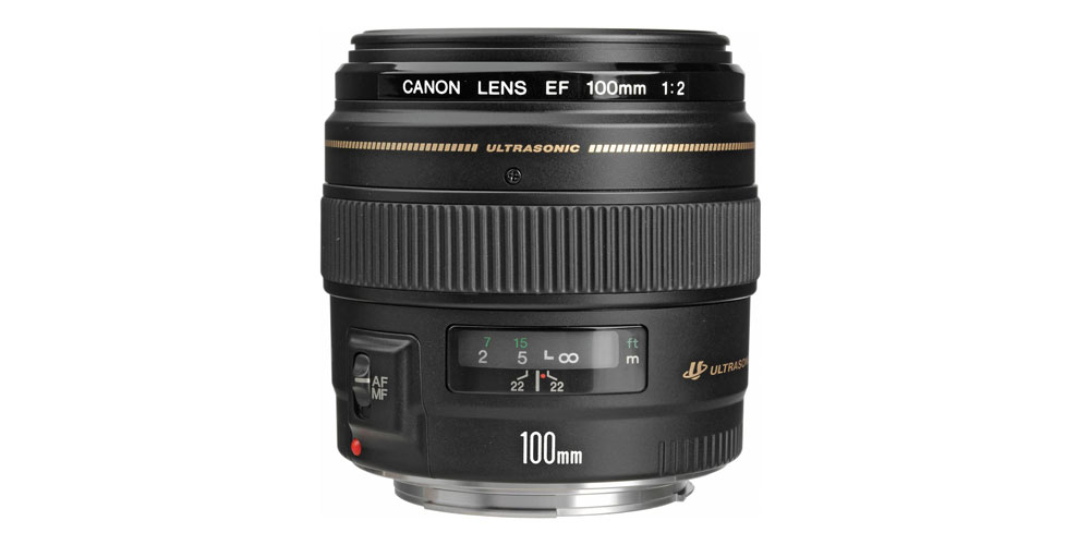Canon EF 100mm f/2 USM Image