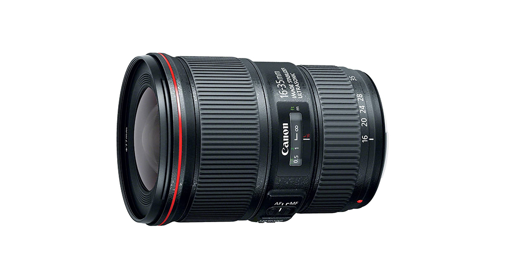Canon EF 16-35mm f/4L IS USM Image