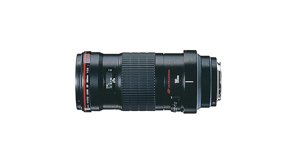Canon EF 180mm f/3.5L Macro USM Image