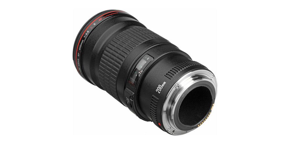 Canon EF 200mm f/2.8L II USM Image-1
