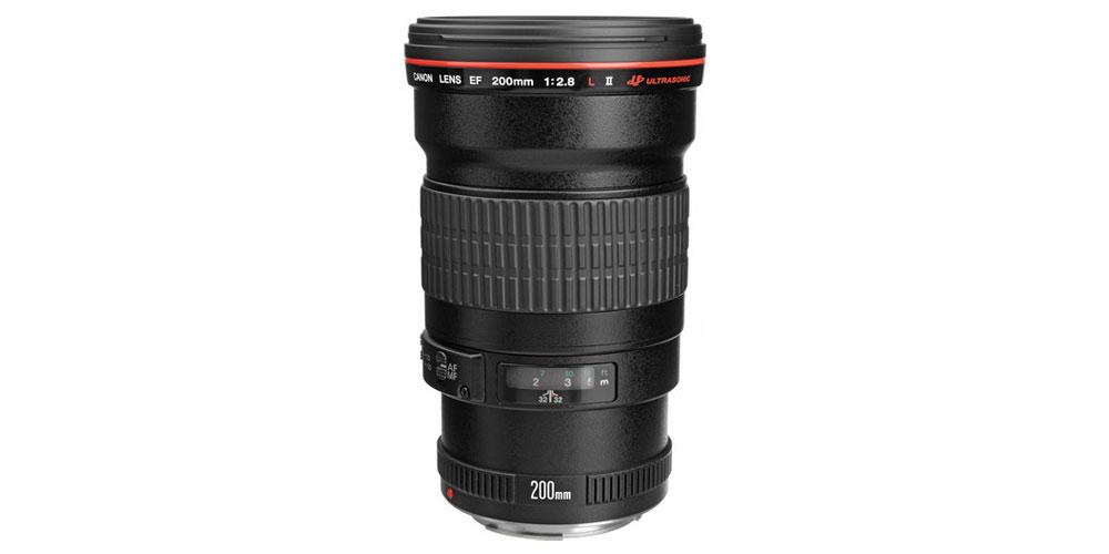 Canon EF 200mm f/2.8L II USM Image-2