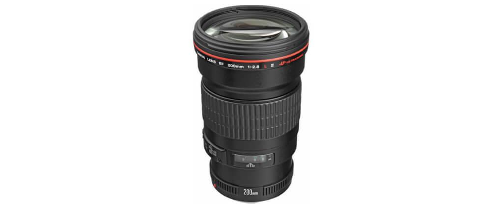 Canon EF 200mm f/2.8L II USM Image-3
