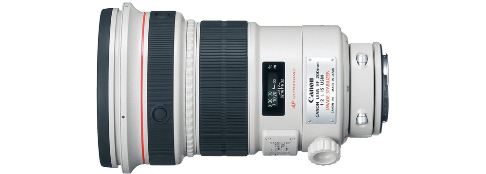 Canon EF 200mm f/2L IS USM Image-2