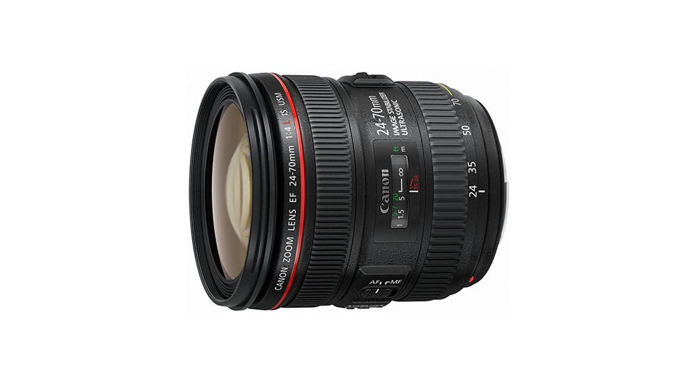 Canon EF 24-70mm f/4L IS USM Image