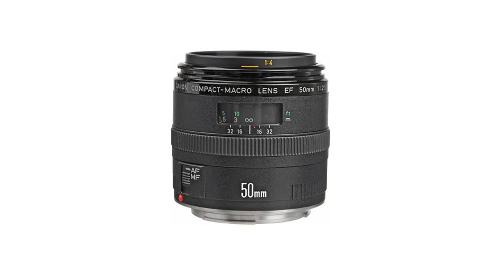 Canon EF 50mm f/2.5 Compact Macro Image