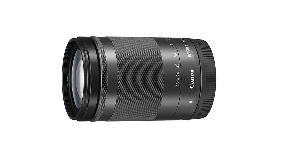 Canon EF-M 18-150mm f/3.5-6.3 IS STM Image