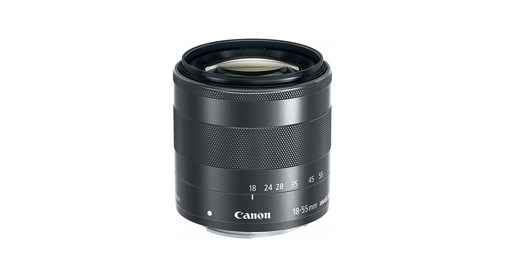 Canon EF-M 18-55mm f/3.5-5.6 IS STM Image