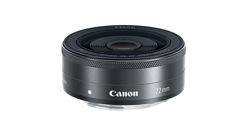 Canon EF-M 22mm f/2 STM Image