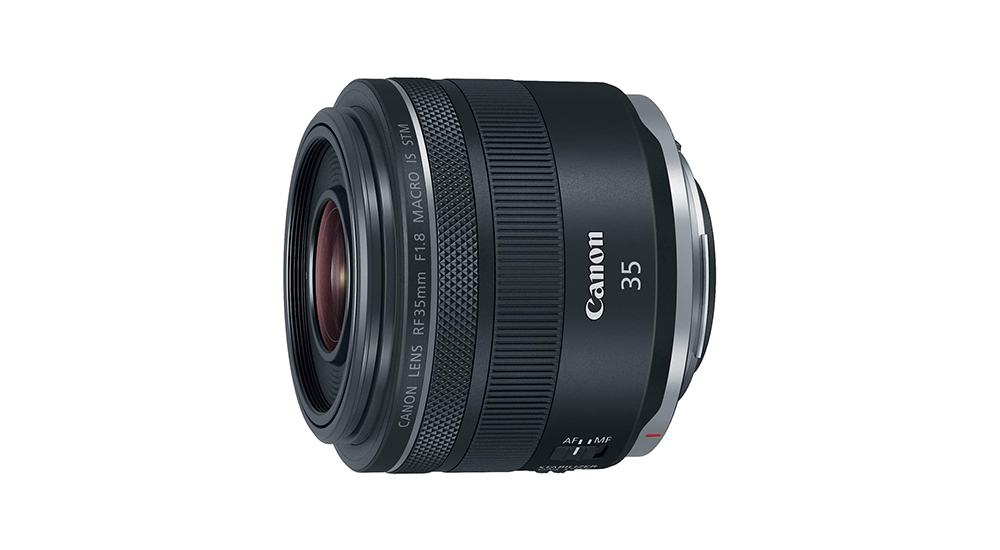 Canon RF 35mm f/1.8 Macro IS STM Image