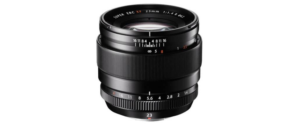 FUJINON XF 23mm f/1.4 R Image-1
