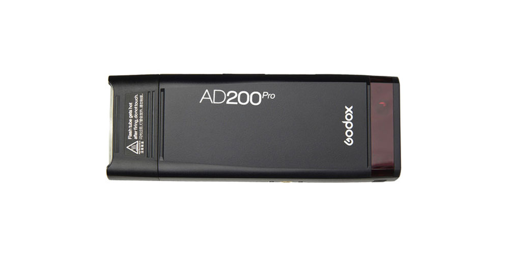 Godox AD200Pro Pocket Flash Image-1