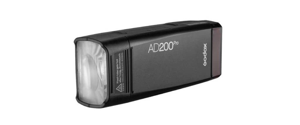 Godox AD200Pro Pocket Flash Image-4