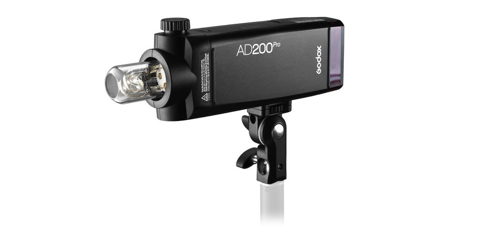 Godox AD200Pro Pocket Flash Image-2