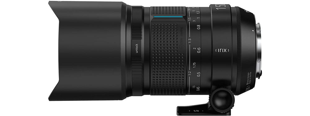 Irix 150mm f/2.8 Macro 1:1 Dragonfly Image
