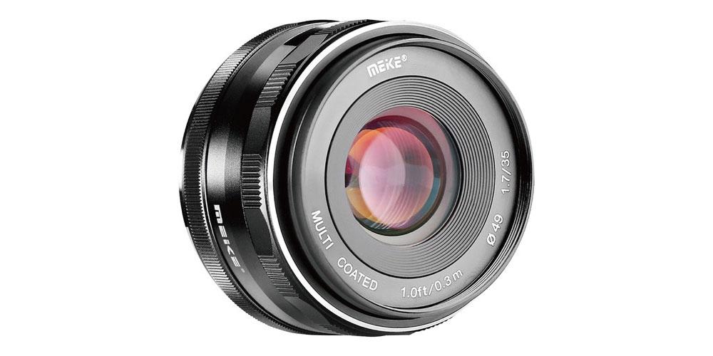 Meike 35mm f/1.7 Image