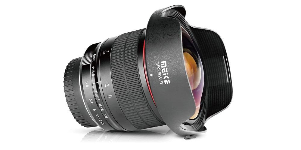 Meike 8mm f/3.5 Image