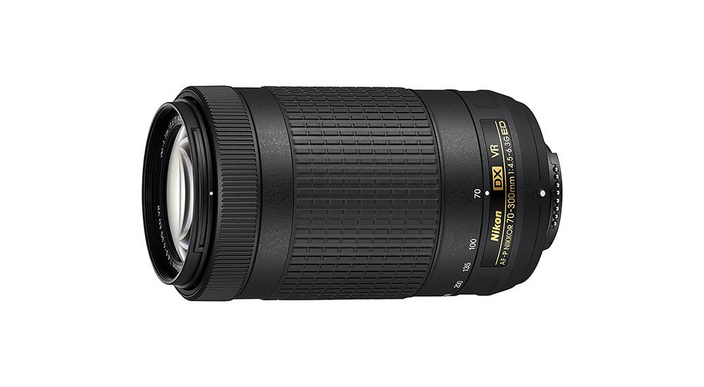 Nikon AF-P NIKKOR 70-300mm f/4.5-5.6E ED VR Image