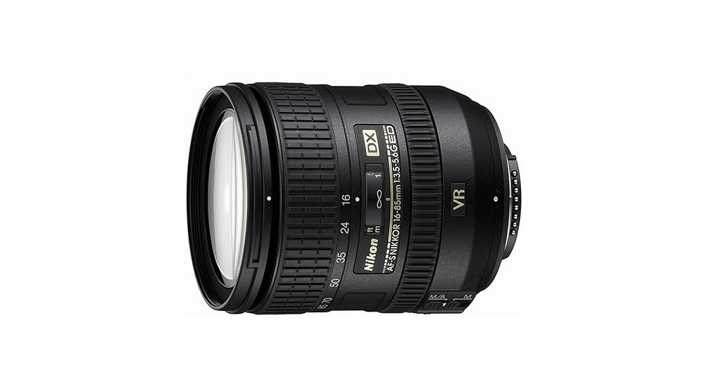 Nikon AF-S DX NIKKOR 16-85mm f/3.5-5.6G ED VR Image