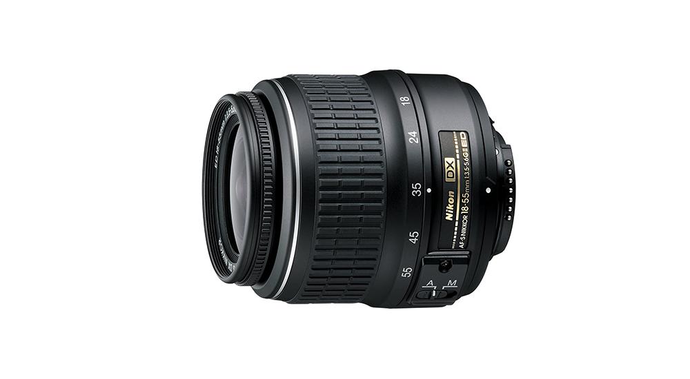 Nikon AF-S DX Zoom-NIKKOR 18-55mm f/3.5-5.6G ED II Image