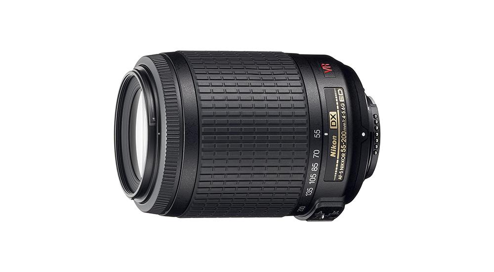 Nikon AF-S DX Zoom-NIKKOR 55-200mm f/4-5.6G ED Image