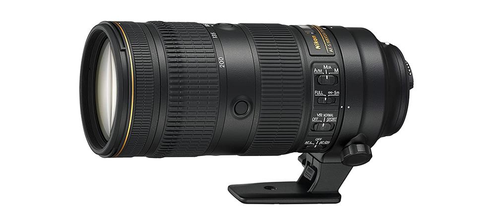 Nikon AF-S NIKKOR 70-200mm f/2.8E FL ED VR Image 2