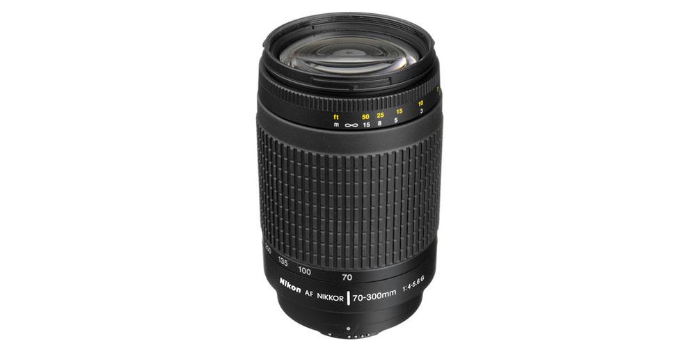 Nikon AF Zoom-NIKKOR 70-300mm f/4-5.6G Image