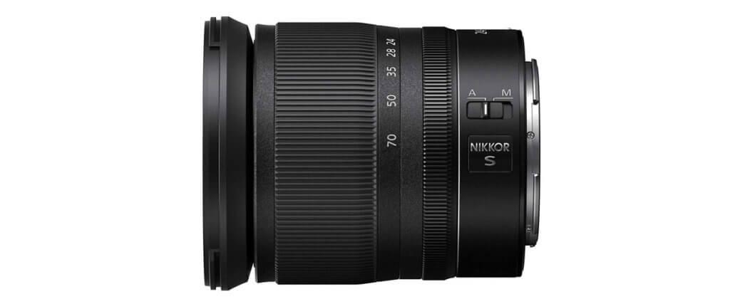 Nikon NIKKOR Z 24-70mm f/4 S Image