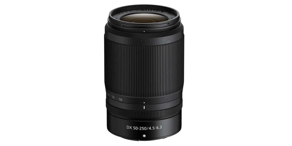 Nikon Z DX 50-250mm f/4.5-6.3 VR Image