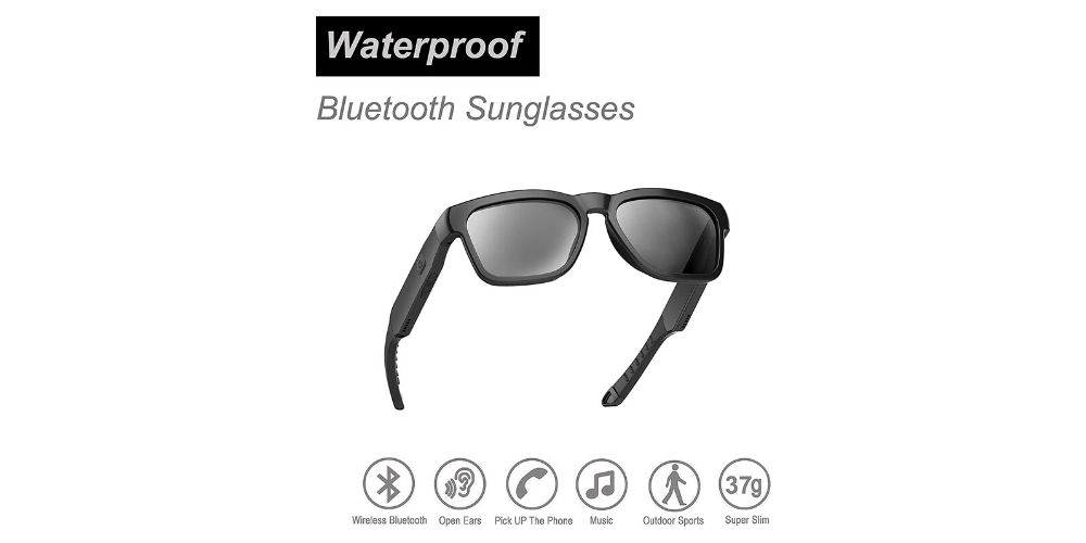 OhO Bluetooth Audio Sunglasses Image