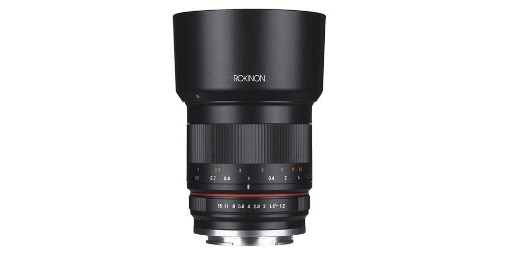Rokinon 50mm f/1.2 Image