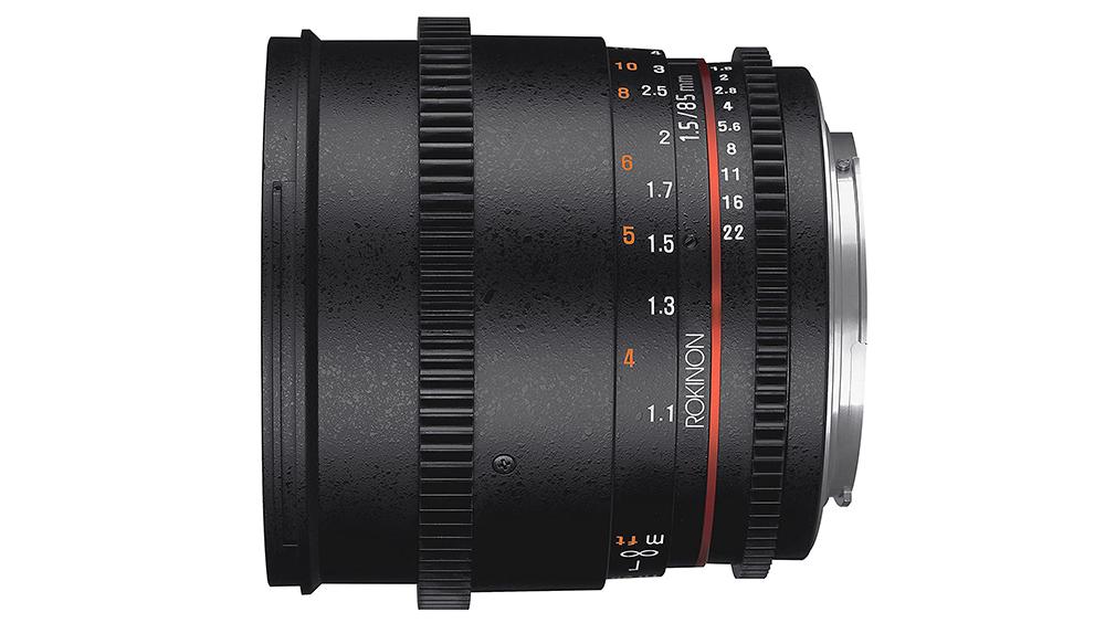 Rokinon 85mm T1.5 Image